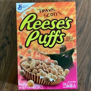 Other - Limited edition Travis Scott Reese's Puffs